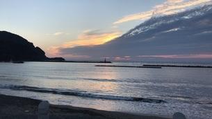 夕景1の写真素材 [FYI01215762]