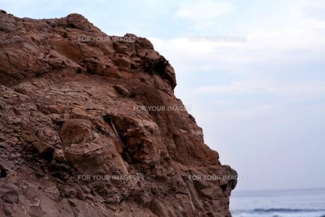 岩の写真素材 [FYI01215850]