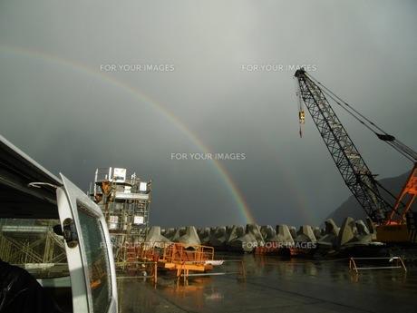 虹の写真素材 [FYI01216150]
