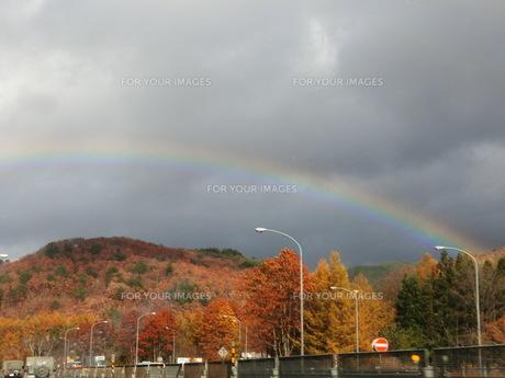 虹の写真素材 [FYI01216489]