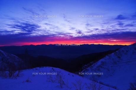 山の写真素材 [FYI01216706]