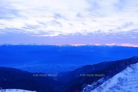 山の写真素材 [FYI01216709]