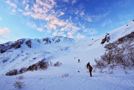 山の写真素材 [FYI01216711]
