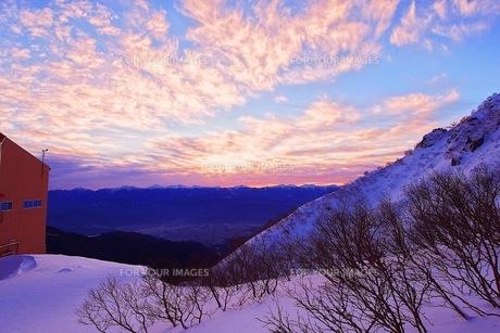 山の写真素材 [FYI01216713]