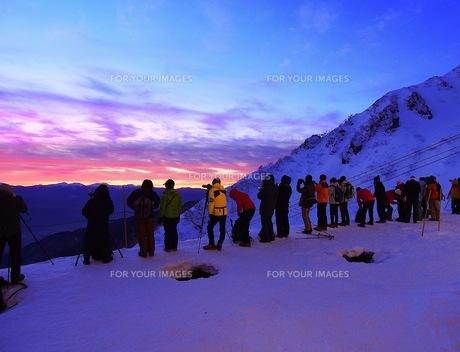 山の写真素材 [FYI01216715]