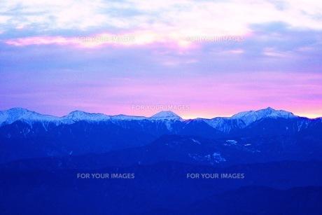 山の写真素材 [FYI01216717]