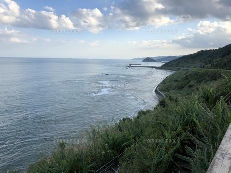 日南海岸の景色の写真素材 [FYI01216763]