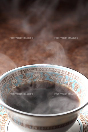 コーヒーイメージの写真素材 [FYI01217304]