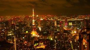 夜景の写真素材 [FYI01217332]