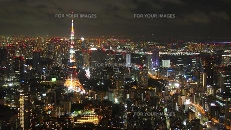 夜景の写真素材 [FYI01217333]