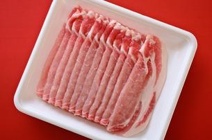 豚肉 ロースの写真素材 [FYI01217400]