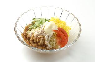 冷やし担々麺の写真素材 [FYI01217482]
