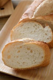 フランスパンの写真素材 [FYI01217782]