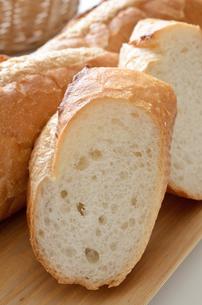 フランスパンの写真素材 [FYI01217788]