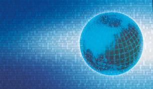 グローバルネットワーク・インターネット・ITビジネスイメージイラストのイラスト素材 [FYI01217887]