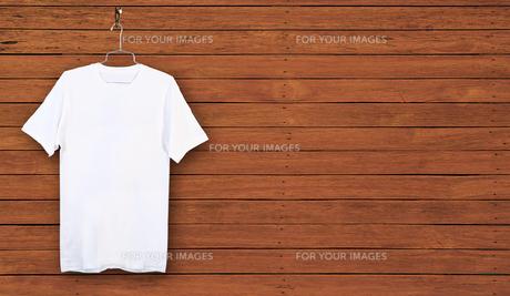 Tシャツ モックアップイメージ画像のイラスト素材 [FYI01217906]