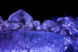 氷の宝石の写真素材 [FYI01218089]
