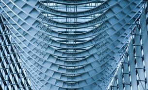 無機質な建造物の写真素材 [FYI01218095]