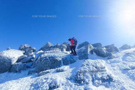 山の写真素材 [FYI01218202]