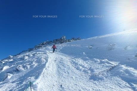 山の写真素材 [FYI01218203]