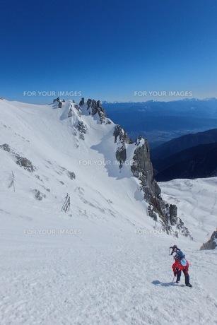 山の写真素材 [FYI01218213]