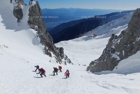 山の写真素材 [FYI01218219]