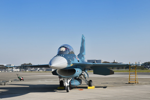 航空自衛隊のF-2戦闘機の写真素材 [FYI01218229]