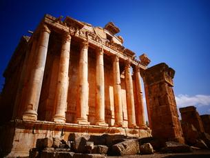 古代遺跡の迫力の写真素材 [FYI01218426]