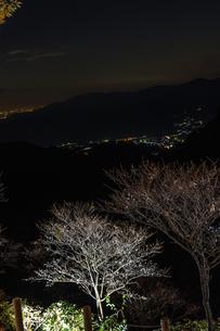 秋の桜山公園からみた風景の写真素材 [FYI01218866]