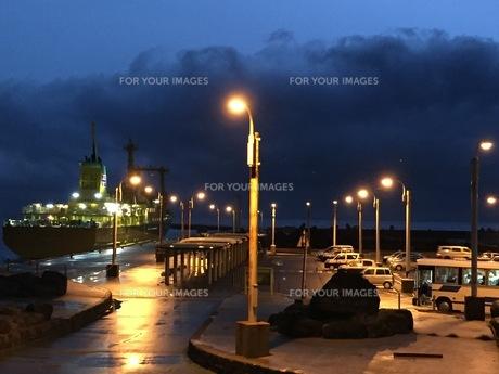 港の写真素材 [FYI01219142]