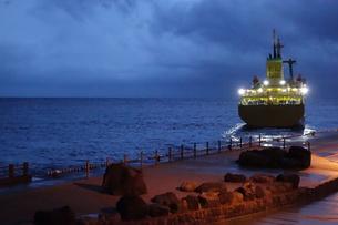 港の写真素材 [FYI01219143]