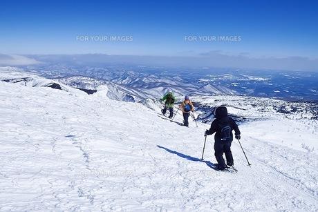 山の写真素材 [FYI01219185]