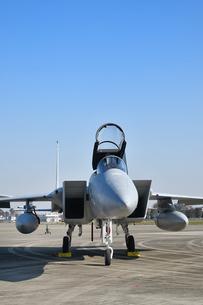航空自衛隊のF-15戦闘機の写真素材 [FYI01219800]