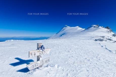 山の写真素材 [FYI01220252]