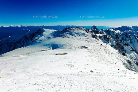 山の写真素材 [FYI01220257]