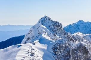 山の写真素材 [FYI01220260]