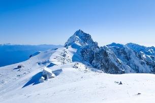 山の写真素材 [FYI01220261]