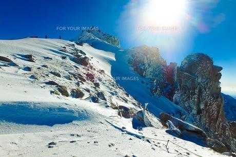 山の写真素材 [FYI01220264]