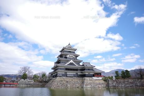松本城の写真素材 [FYI01220267]