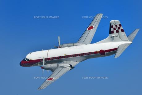 航空自衛隊のYS-11の写真素材 [FYI01220551]