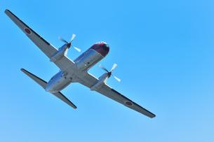 航空自衛隊のYS-11の写真素材 [FYI01220553]