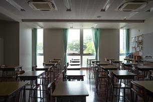 学校の教室の写真素材 [FYI01220967]