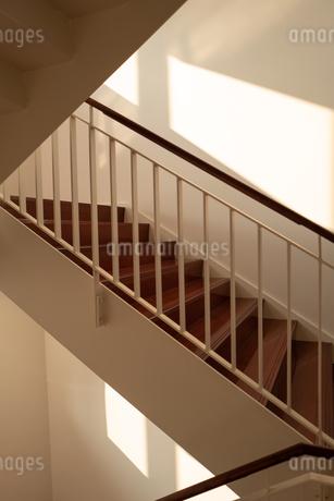 学校の階段の写真素材 [FYI01220986]
