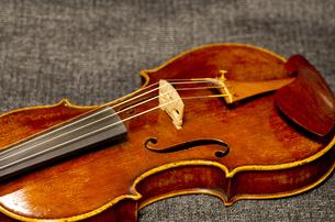 バイオリンの写真素材 [FYI01221197]