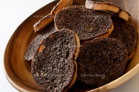 チョコレートラスクの写真素材 [FYI01221390]