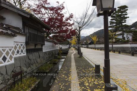 古都 城下町の写真素材 [FYI01221872]