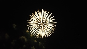 花火の写真素材 [FYI01222545]