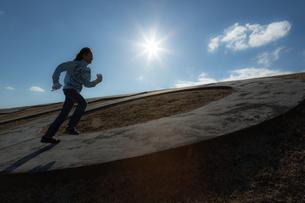 走るの写真素材 [FYI01222550]