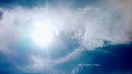 虹の空の写真素材 [FYI01222647]