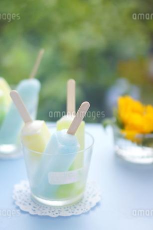 アイスキャンディーの写真素材 [FYI01223035]